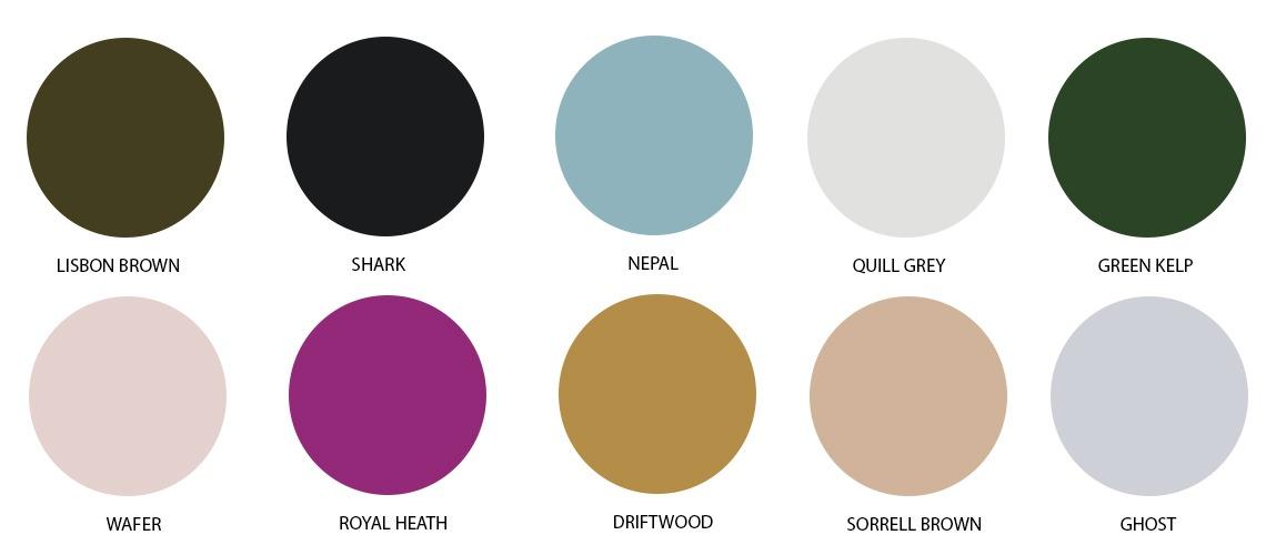 Combinatii de culori cu gri