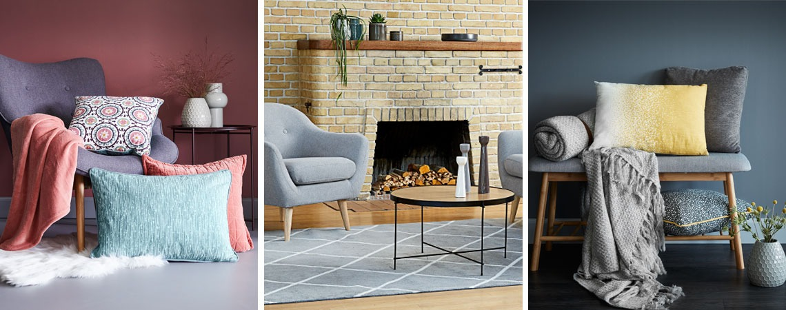 Hygge, Simplified Luxury and Urban Roots environments